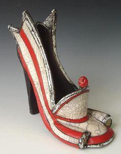 Fashion Emergency Shoe- Joanne Bedient
