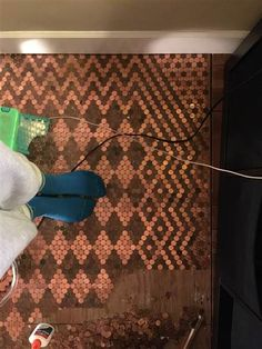 Penny Floor Template Jig (Plexiglass) - Without Border | Pinterest ...