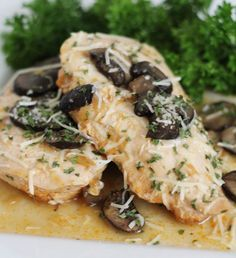 365 Days of Slow Cooking: Recipe Highlight from Archives Past: Slow Cooker Chicken and Mushrooms