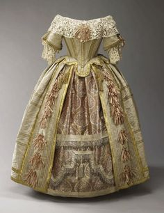 via FB House of PoLeigh Naise    Dress made for Queen Victoria