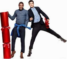 Sean OPry Brings Holiday Cheer to Latest H&M Ads