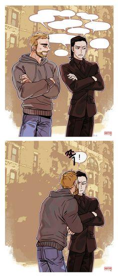 Angry || ThorKi || Cr: Hotyo