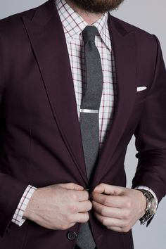 Keys to Properly Wearing A Tie Bar. Get yours at www.doncortes.com