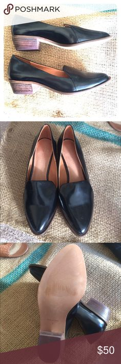 Madewell Loafers sz 7 Slip on loafers from Madewell. Worn once, indoors. Madewell Shoes Flats & Loafers