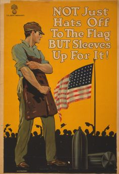 World War 1 Poster:Great impact on the history behind WWI Vintage Ads, Vintage Posters, Retro Posters, Vintage Photos, Ww1 Posters, Political Posters, Propaganda Art, World War One, Military History