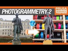 Photogrammetry 2 – 3D scanning with just PHONE/CAMERA simpler, better than ever! - YouTube Video Game Development, 3d Prints, Electronics Projects, Cool Stuff, Phone, Simple, Pictures, Printing, Youtube