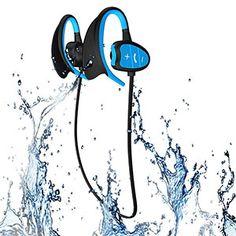 IPX8 Bluetooth Headphones: HunDun HD Professional