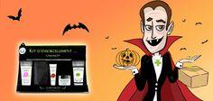 #CONCOURS Deuxième jour de notre diabolique concours d'Halloween.   Hier c'est Kristen Klerate qui a remporté le Kit d'Ensorcellement de Garancia. Aujourd'hui c'est peut-être votre tour !  Cliquez pour jouer : http://social-sb.com/z/5k1thkepm?src=pin  Vous le voulez ? Alors Likez, Commentez et Partagez   Bonne chance :)