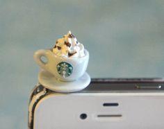 starbucks coffee phone plug
