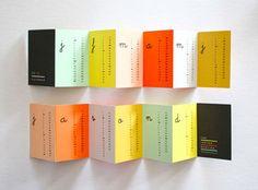 design work life » The Indigo Bunting: 2012 Calendars