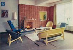 Interieur 1960 a | Flickr - Photo Sharing!