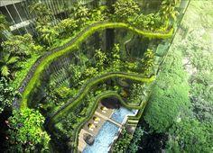 Hotel Singapore   Parkroyal on Pickering  One amazing hotel!!