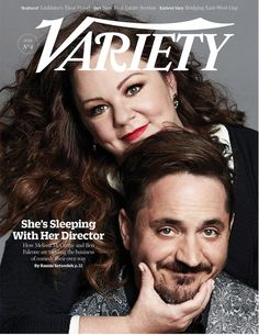 Congrats to Mike & Molly for their Emmy nomination and star Melissa McCarthy for gracing the cover of People Mag and Variety!   Mike and Molly is coming to CW8 Aggieland this Fall!