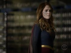 "Supergirl 1 X 12 ""Bizzaro"""
