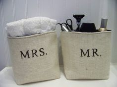 Mr. & Mrs. Organiser