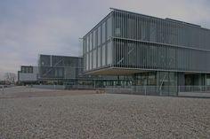 Dietmar Feichtinger Architectes - Danube University Krems (2005)  Danube , Austria
