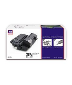 Loved it: AB 38A Black Toner Cartridge / Q1338A HP 38A Black Toner Compatible / For HP LaserJet 4200, 4200L, http://www.snapdeal.com/product/ab-cartridge-38a-black-toner/15862234