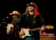 Augie Meyers, left, and Shawn Sahm of the Texas Tornados perform at a Doug Sahm tribute at the Paramount Theatre at SXSW on Saturday March 21. Photo: Jay Janner, Austin American-Statesman / Austin American-Statesman