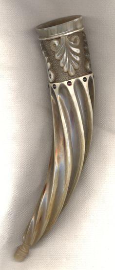 acanthusleaf horn by *Bonecarverpm on deviantART