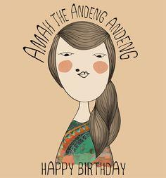 #illustration #art #happybirthday