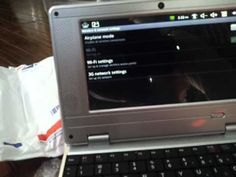 "Wolvol 7"" Netbook with Camera Startup/Overview Second , login www.wolvol.com"
