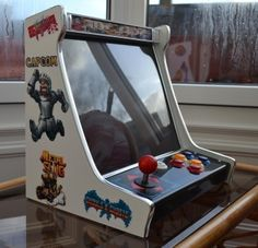 This multigame Arcade Machine includes many popular Arcade Games,and perfect for many hours of fun.Enjoy the best ever Neo-Geo or Classic Arcade Games : King Of Fighters series, Street Fighter...