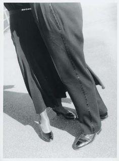 Anton Stankowski  Man and woman, c 1930