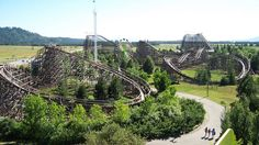 this is the over view of the rollercoaster part(before spincycle)
