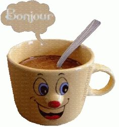 The perfect Bonjour Coffee Gnaydin Animated GIF for your conversation. Discover and Share the best GIFs on Tenor. Good Morning Coffee Gif, Morning Hugs, Good Morning Messages, Good Morning Good Night, Morning Greeting, Good Morning Quotes, Good Morning Beautiful Flowers, Beautiful Gif, Gif Café