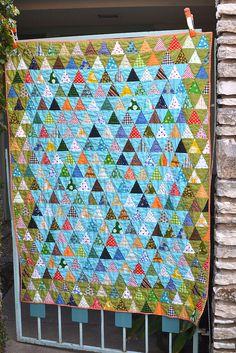scrap triangles