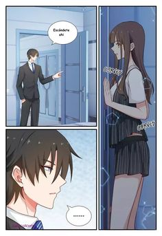 Manga Eyes, Manga Girl, Mystic Messenger Español, Manhwa Manga, Manga Anime, Comics Love, Anime Recommendations, Webtoon Comics, Manga Quotes