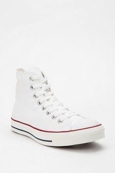 white chucks   Converse Chuck Taylor All Star Women's High-Top Sneaker -55- urban