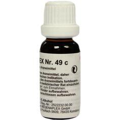 REGENAPLEX Nr.49 c Tropfen:   Packungsinhalt: 15 ml Tropfen PZN: 02642748 Hersteller: REGENAPLEX GmbH Preis: 7,69 EUR inkl. 19 % MwSt.…