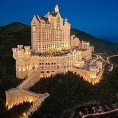 Hotel 5 estrelas china