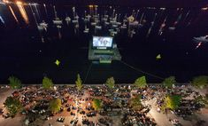 Where To See Free Outdoor Family Movies in Toronto in Summer 2019 - Help! We've Got Kids Drive In Theater, Movie Theater, Theatre, Toronto, Outdoor Cinema, Secret Location, Parking Design, Family Movies, Space Travel