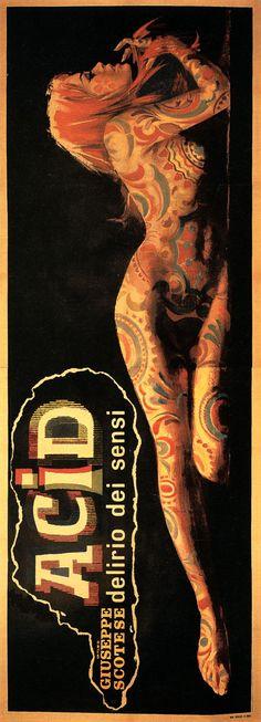 Acid, delirio dei sensi, 1968