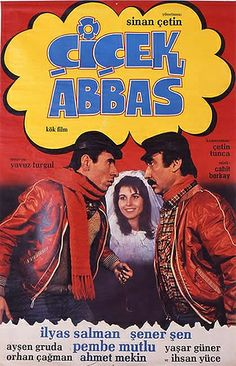 Cicek Abbas - 1982 - DVBRip Film Afis Movie Poster