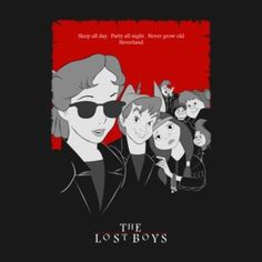 The Lost Boys | James Hance