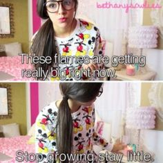This is Bethany Mota everybody...yeah she's weird.. (: