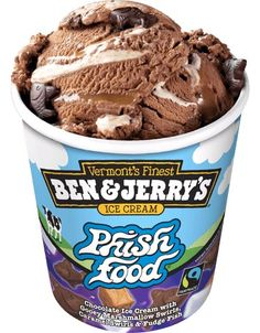 Which Ben & Jerry's Ice Cream Flavor Are You? I got Phish Food! and that my favorite(: