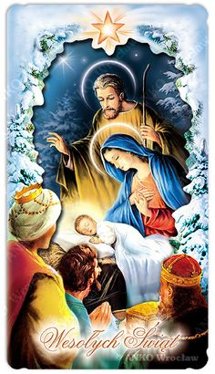 Christmas Nativity Set, Christmas Jesus, Christmas Art, Pictures Of Jesus Christ, Religious Pictures, Nativity Painting, Jesus Photo, Merry Christmas Pictures, Christian Images