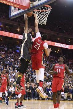 Pelicans at Warriors Game Highlights - April 07, 2018