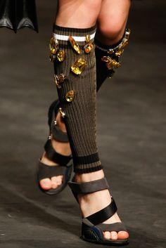 Fashion Mode, Look Fashion, Fashion Details, Fashion Show, Womens Fashion, Sexy Socks, Socks And Heels, Sock Shoes, Shoe Boots