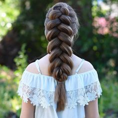 Love this braid by @braidsbyjordan