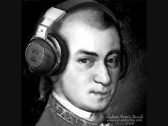 Mozart - 40th Symphony - YouTube