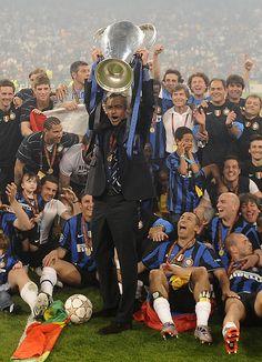 Champions league winner, 2009-10