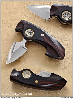 Push Dagger Knives | Ron Appleton - Bluff Dale, TX