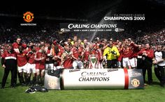 FA Premier League Champions - 2000