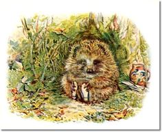 Beatrix Potter - Mr. Pricklepin