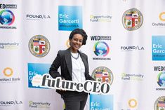 Women's Entrepreneurship Day is a celebration of women in business, who lead the world towards economic equality and inspire us all. Eric Garcetti, Brand Strategist, Local Women, Economic Development, Starting Your Own Business, Emotional Intelligence, Bergamot, Entrepreneurship, Business Women